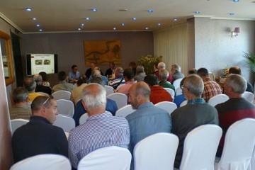 Asamblea General de la Federación Cántabra de Caza