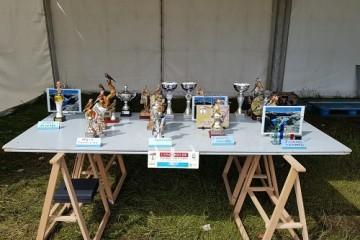 Concurso de Pájaros Silvestres organizado por el C.D.B Pájaros Silvestres de Cueto