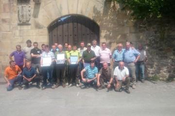 XXIV Campeonato Regional de Cantabria de Rastro sobre Liebre