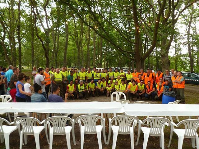 III Cto rastro Jabalí organizado por el CDB San Roque
